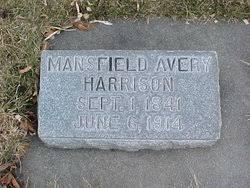 Mansfield Avery Harrison, Sr (1841-1914) - Find A Grave Memorial