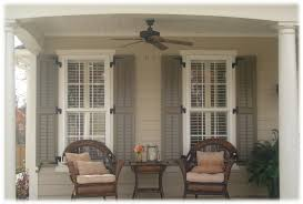 Shutter Styles For Exterior  Absolutiontheplaycom - Exterior shutters dallas