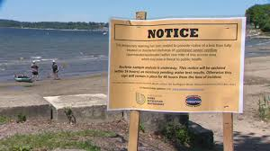 3m Gallons Of Partially Treated Wastewater Dumped Into Lake Champlain