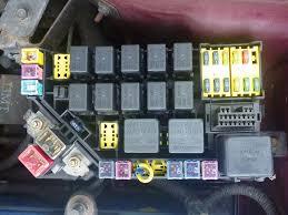 gdi kia fuse box gdi trailer wiring diagram for auto electrical kia carnival fuse box location