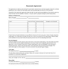 House Rules For Roommates Template House Rules For Roommates Template