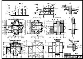Проект двухэтажного жилого дома Проекты домов Чертежи в  Проект двухэтажного жилого дома