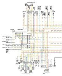 suzuki gsx r 1000 service manual wiring diagram schematic and suzuki gsx r wiring diagram