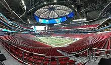 Seating Chart Of Mercedes Benz Stadium Atlanta Mercedes Benz Stadium Wikipedia
