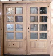 glass double door exterior. Alder French Exterior Double Doors With Clear Insulated Glass For The Best Looking On Your Clearance Sale Priced Door A