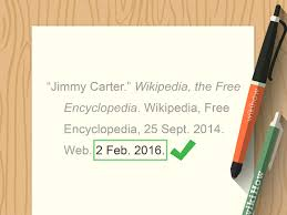 3 Easy Ways To Cite Wikipedia Wikihow