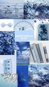 Blue wallpaper iphone ...