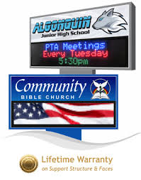 bpm select the premier building product search engine led signs stewart signs