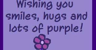Pin by Myrna Klein on I love PURPLE | Purple quotes, All things purple,  Purple