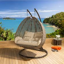 2 person outdoor swing chair designs