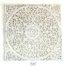 wood carved wall art panels rustic antique wood carving wall art hanging carved decorative lotus wood wood carved wall art