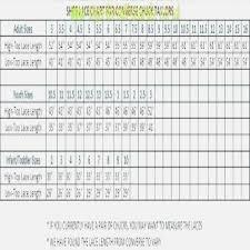 Converse Youth Size Chart