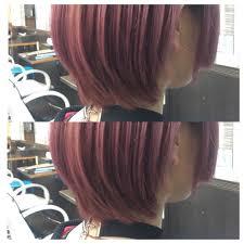 Junさんのヘアスタイル レディースショートレイヤー Tredina