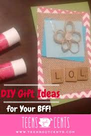 give your f a me boost with these 3 awesome diy gifts ideas she ll