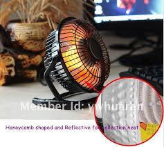 mini black warmer desktop heater hight energy efficient winter s gift heater electric 4pcs lot in electric heaters from home improvement on