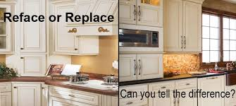 reface or replace your kitchen cabinets pertaining to kitchen