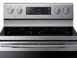 59 cu ft Freestanding Electric Range with Warming Center Ranges