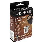 Coffee programmable 12 cup coffee maker model no. Mr Coffee Coffeemaker Cleaner Shop Appliances At H E B