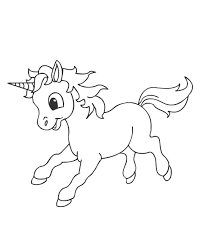 Unicorni Kawaii Da Colorare 8 Immagini Unicorno Kawaii Da Colorare