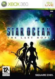 Star Ocean The Last Hope RGH Xbox 360 Español [Mega+]