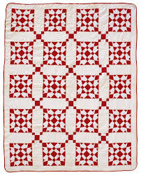 315 best Red and white quilts images on Pinterest | Patchwork ... & Blooming Lattice quilt pattern at APQ Adamdwight.com