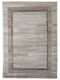 carpets with borders solapur beige tailor made