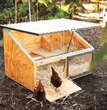Stylish Chicken Coop Designs How To Build A Chicken Coop Including Free Plans Sunset