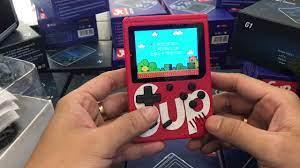 Máy Chơi Game Cầm Tay SUP Game Box 400 In 1, giá tốt nhất 20,000đ! Mua  nhanh tay!