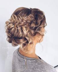 Hairstyles For Formal Dances Wedding Hairstyles For Long Hair Waterfall Braids Wedding