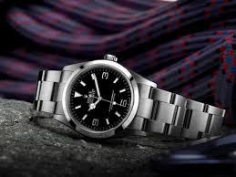 don draper s watch tie cufflinks other accessories in mad men rolex explorer
