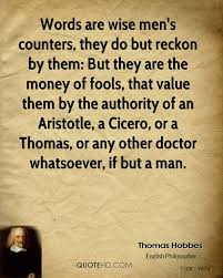 Thomas Hobbes Quotes Quotehd