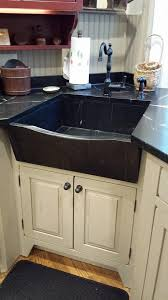 Corner Soapstone Sink And Countertops   Bay Window   Country Kitchen By  Design Solutions, Inc. Kitchens And Bath In Delaware