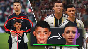 CRISTIANO RONALDO'S SON NOW IN FIFA 21!!! - YouTube