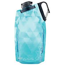 Platypus Duolock Softbottle 0 75l Blue Prisms