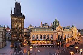 Hotel Golden City Glamourmed Prague The Golden City Of A Thousand Spires