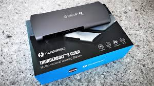 <b>Orico Thunderbolt 3</b> TB3-S1 Docking Station Review | The SSD ...