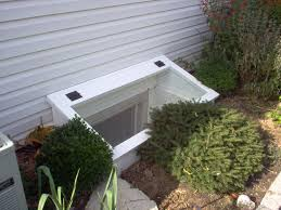 small window well covers