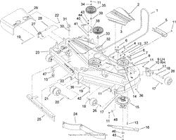 toro z master commercial wiring diagram toro image toro professional 74245 z555 z master 60in turbo force side on toro z master commercial