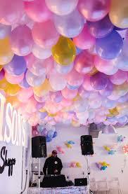 ballonnenplafond