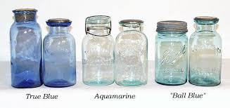 Ball Jar Value Chart Greg Spurgeon Antique Fruit Jars Color Guide