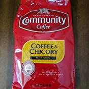 We then blend it with rich, roasted coffee to create the right balance of sweetness, spice and body when brewed. Amazon Com Community Coffee Ground Blend Coffee Chicory 64 Ounce Pack Of 2 Grocery Gourmet Food