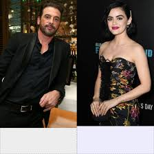 Lucy Hale Spotted Kissing 'Riverdale' Actor Skeet Ulrich