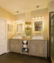 bathroom lighting houzz. bathroom lighting ideas houzz brown finish maple wood storage van glass tiles mosaic tub i