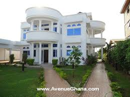 Delightful 7 Bedroom Furnished House With Swimming Pool For Rent In Kisseman, Near  Legon   Accra