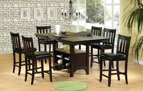 dining room chairs counter height. counter height dining table room furniture country white set with 8 chairs l