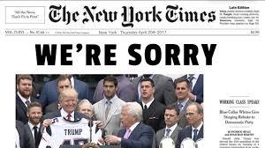 For New News York Youtube Apologizes Times - Fake
