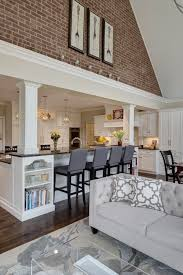 Small Picture The 25 best Open concept kitchen ideas on Pinterest Vaulted
