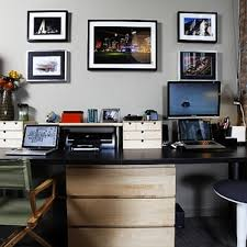 cool gray office furniture. Home Office Furniture Modern And Cool Ideas Ultra Contemporary Style Workplace Slim Small Space Gray