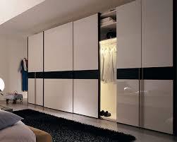 Modern Bedroom Cupboard Designs With Mirror Best Design Idea Modern Sliding Door For Bedroom Wardrobe