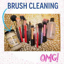 how to clean makeup brushes with coconut oil. clean your makeup brushes with coconut oil! how to oil